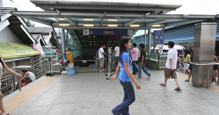 MRT Kampaengphet Station