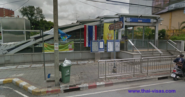 MRT Khlong Toei Station