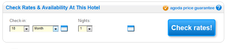 Hotel Room Rates