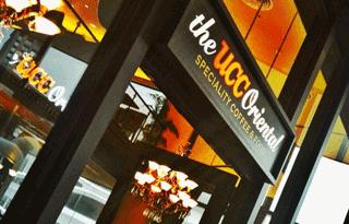 UCC Oriental Coffee Shop