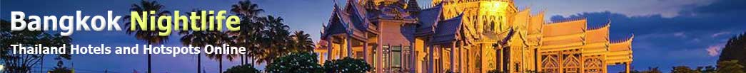 Bangkok Hotels & Nightlife with Maps