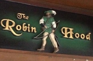 The Robin Hood English Pub