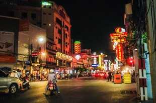 Chinatown 唐人街