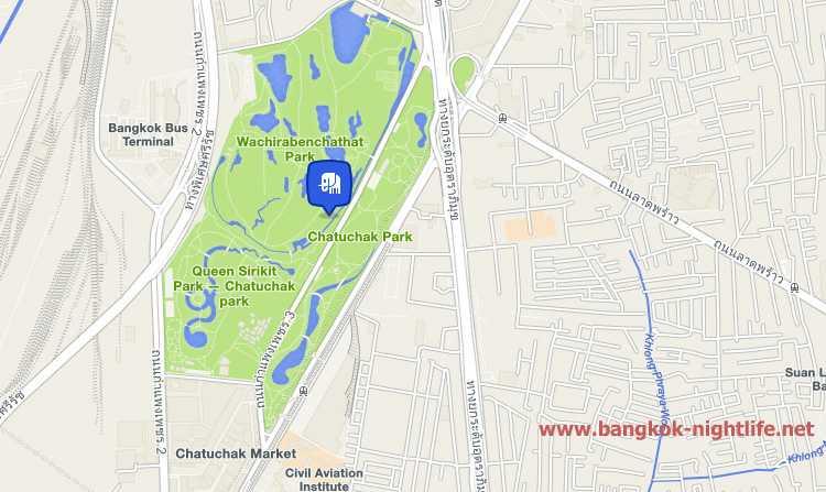 Bangkok Butterfly Garden
