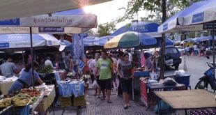Suan Lhuang Market