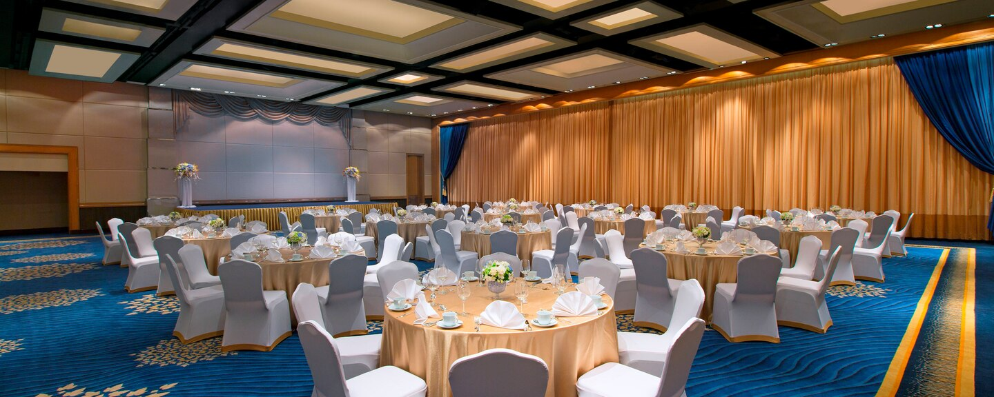 Royal Orchid Sheraton Hotel - Wedding Venue